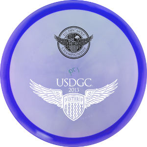 Roc two-color stamp with Free Spirit Mini and Wings logo