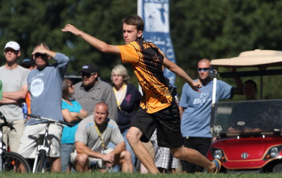 2014 Open Flight Champ Will Schusterick